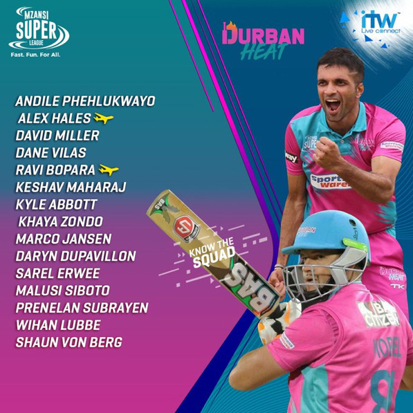 Durban Heat Squad