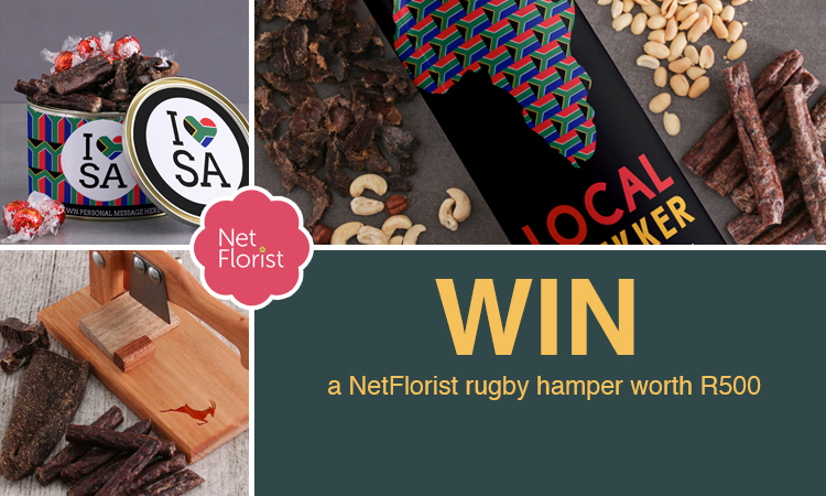 Rugby Hamper from NetFlorist