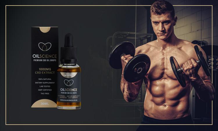 OilScience CBD Oil For Athletes