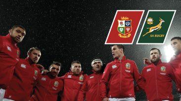 British and Irish Lions Tour to South Africa
